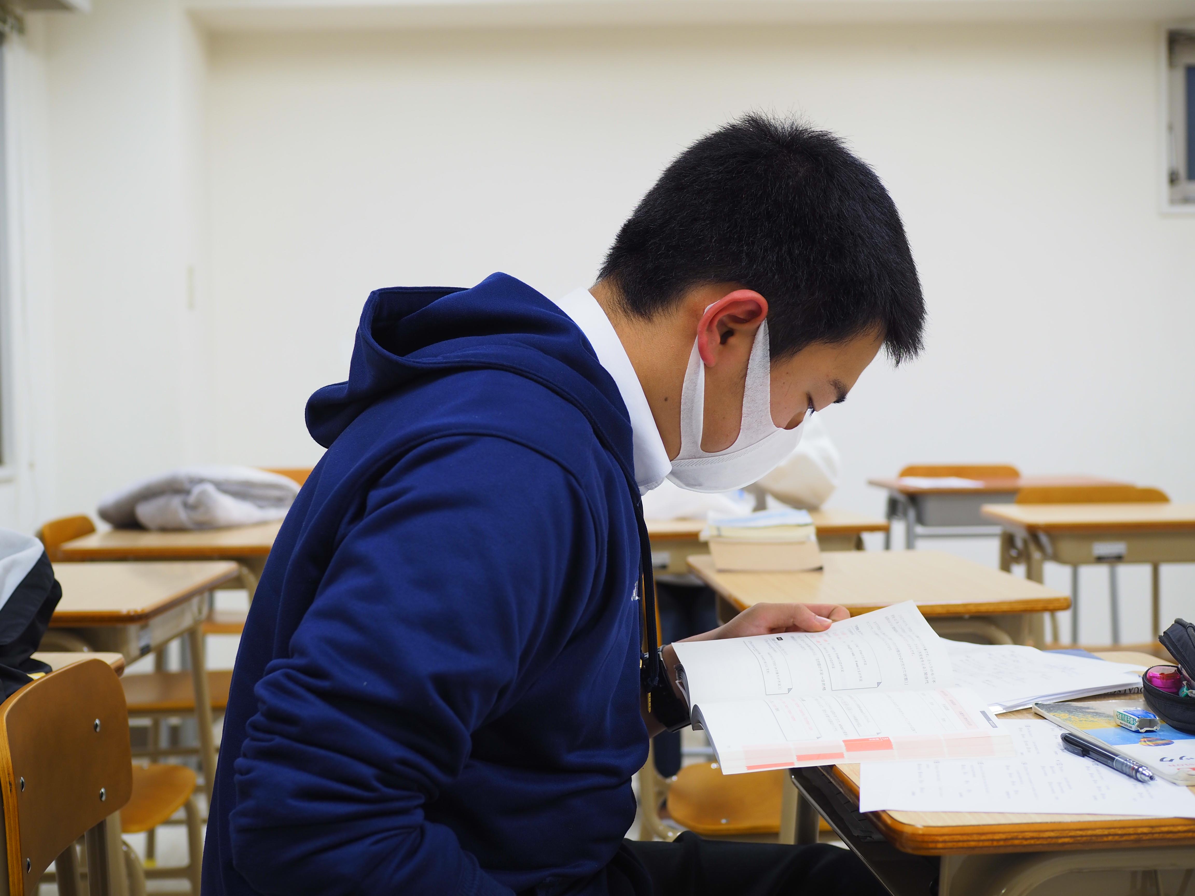 テスト勉強進んでますか?